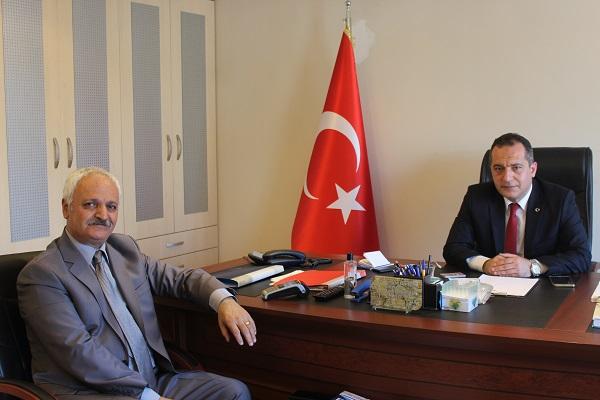 İstanbul Meslekte Birlik Yönetim Kurulu Başkanı Sayın Ethem Yüksel Kahveci ile;