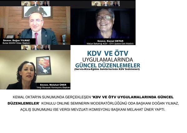 KDV ve ÖTV uygulamalarında güncel düzenlemeler
