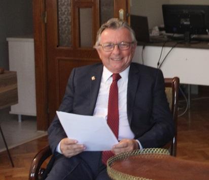 İSTİVAK Sekreteri Süleyman Karadağ ve Seçim Beyanı