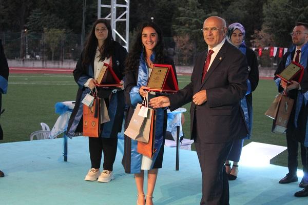 Marmara Üniversitesi Mezunları Diploma Töreninde Buluştu.